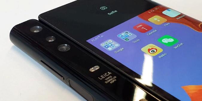 обзор на  Huawei Mate X,Samsung Galaxy Fold,