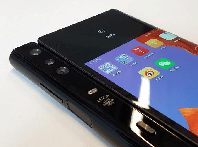 обзор на Huawei Mate X,Samsung Galaxy Fold