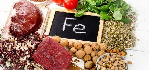 Источники железа,железо,Какие продукты являются лучшим источником железа в рационе,