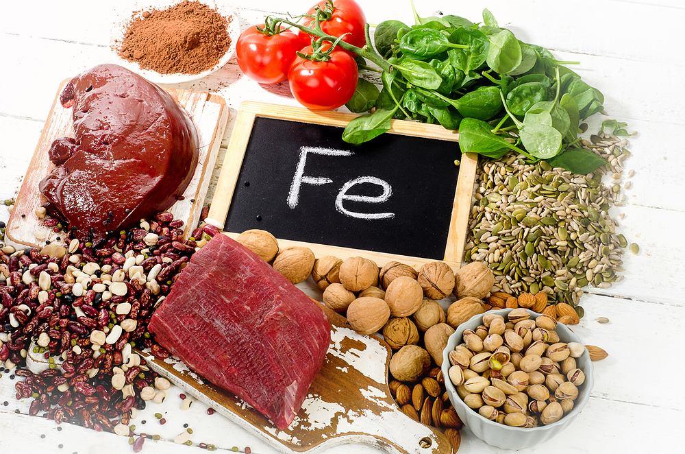 Какие продукты являются лучшим источником железа в рационе?