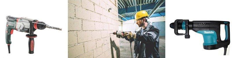 купить инструменты для демонтажа стен