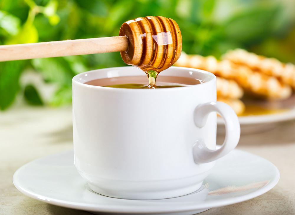 мёд вместо сахара