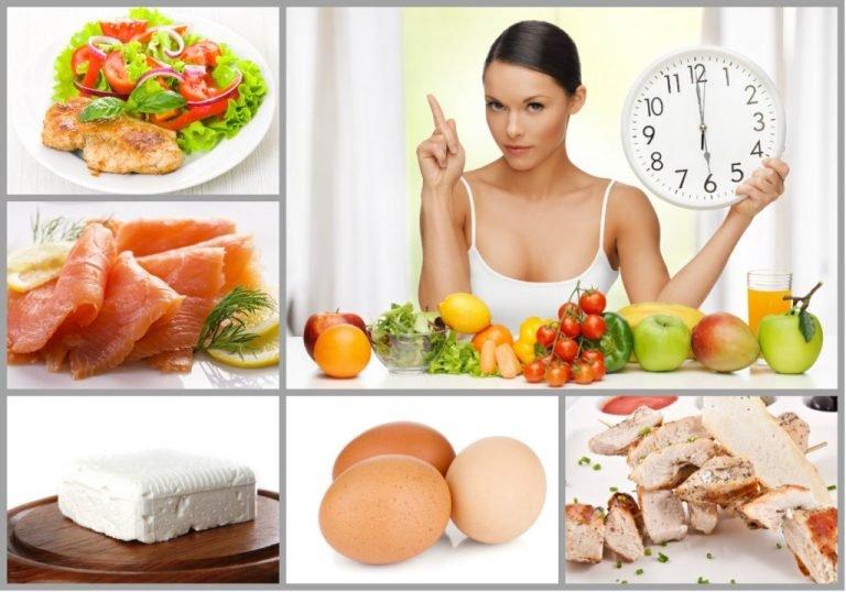 С помощью каких продуктов похудеть