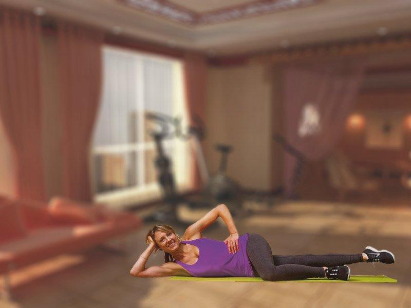 упражнение дома