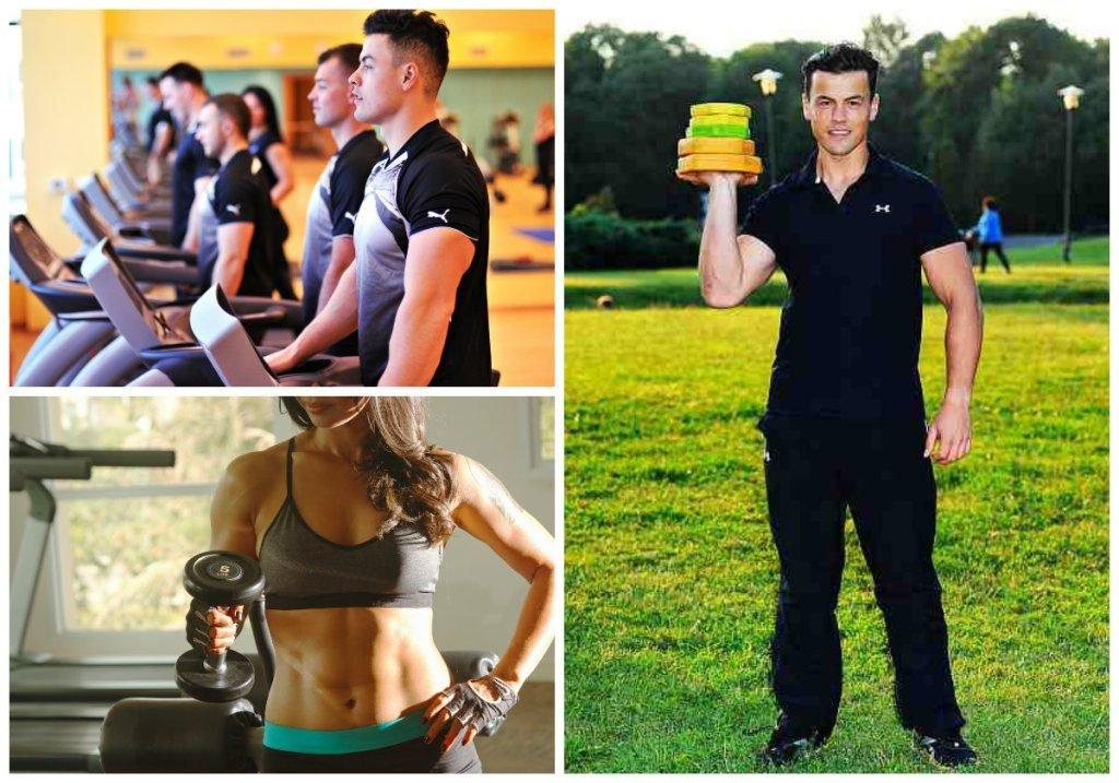 спорт в похудении