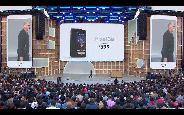 Стоимость Google Pixel 3a