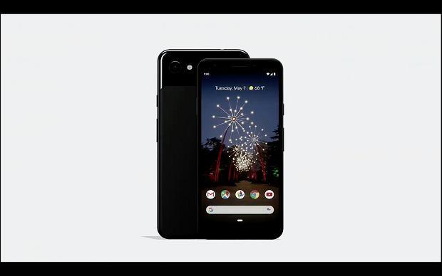 Google Pixel 3A и Google Pixel 3A XL
