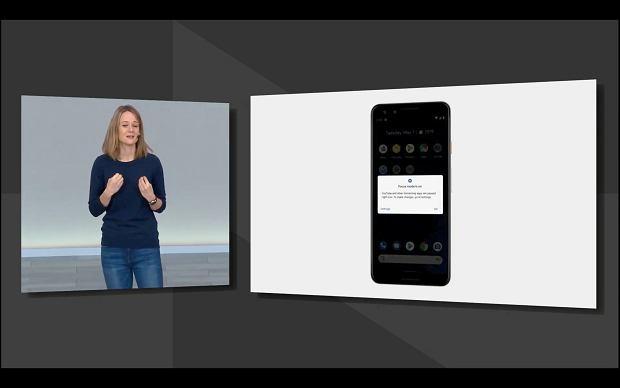 Темная тема в Android Q