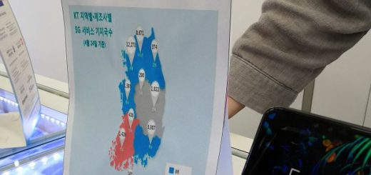 5G в Корее