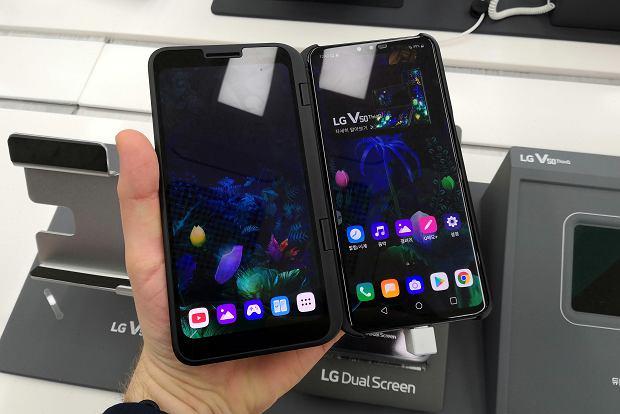 Телефоны с 5G