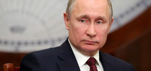 Vopros K Putinu