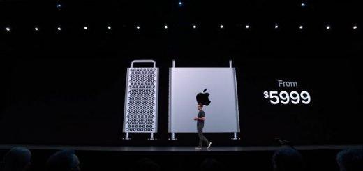 ценник на Mac Pro