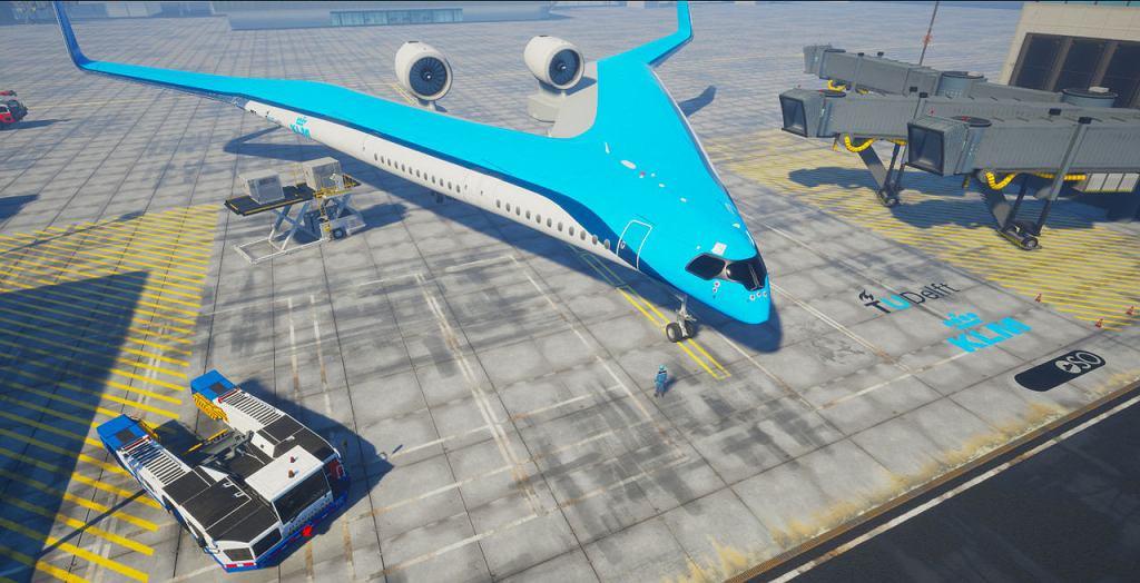Новый голландский самолет