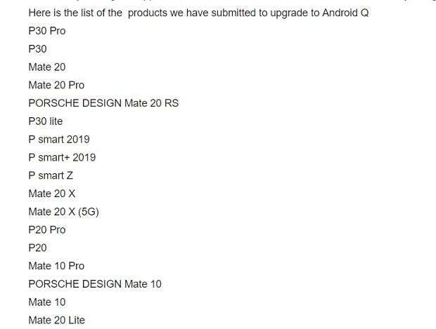 Z24925897qlista Smartfonow Huawei Ktore Otrzymaja Androida
