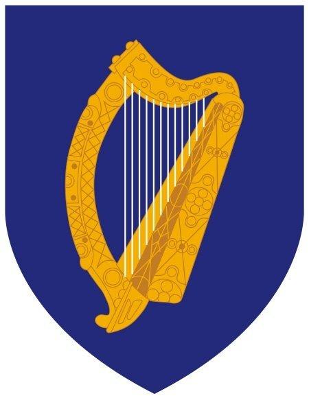 10 Ireland Coat Of Arms