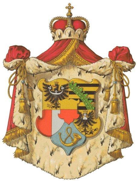 12 Liechtenstein Coat Of Arms