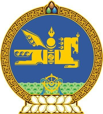 14 Mongolia Coat Of Arms