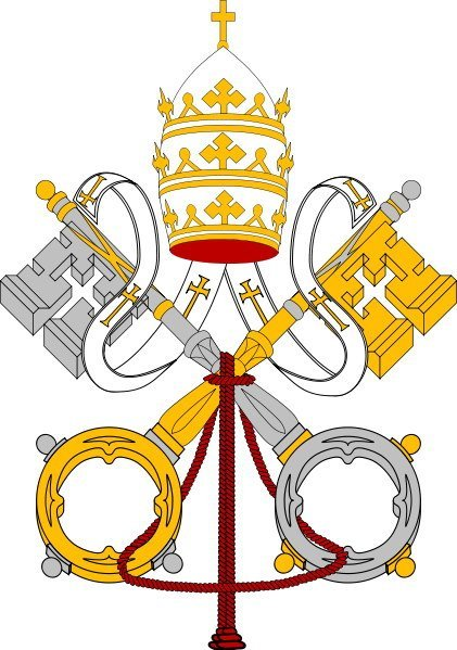 6 Vatican City State Coat Of Arms