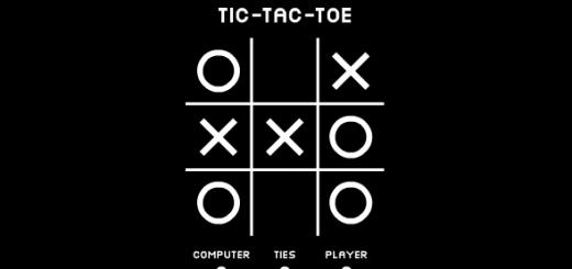 Флэш игра крестики нолики