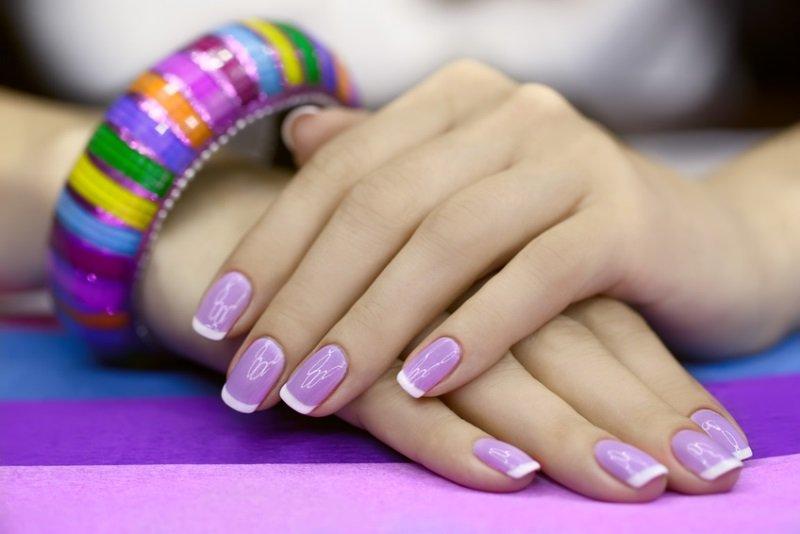 Beautiful Women's Manicure