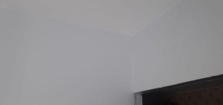 ровный потолок