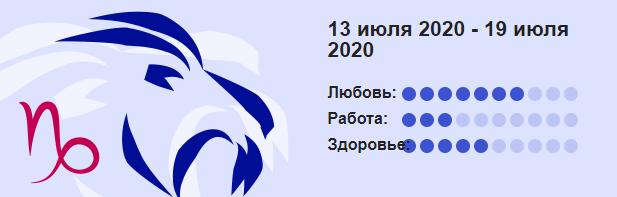 Kozerog 13 Iyulya