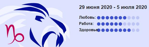 Kozerog 29 Iyunya