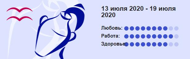 Vodolej 13 Iyulya