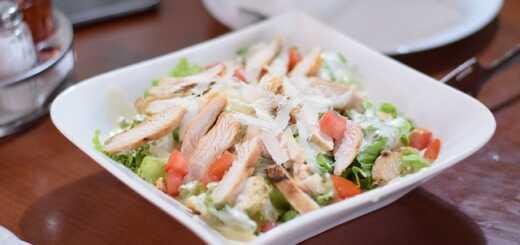 Рецепт салата из куриной грудки