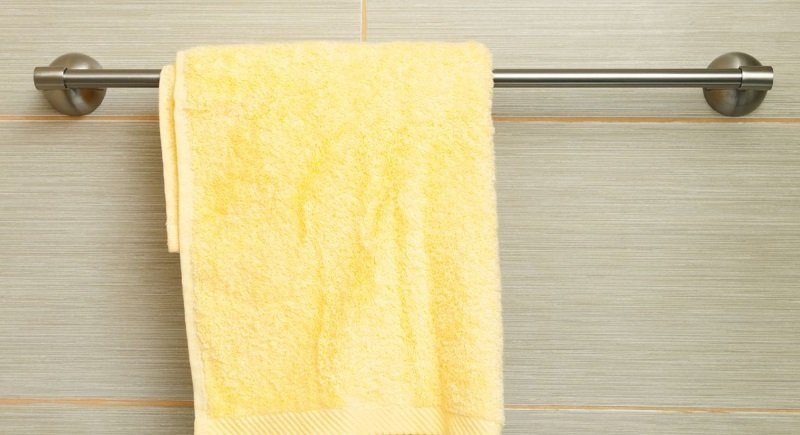 Идеи для хранения полотенец