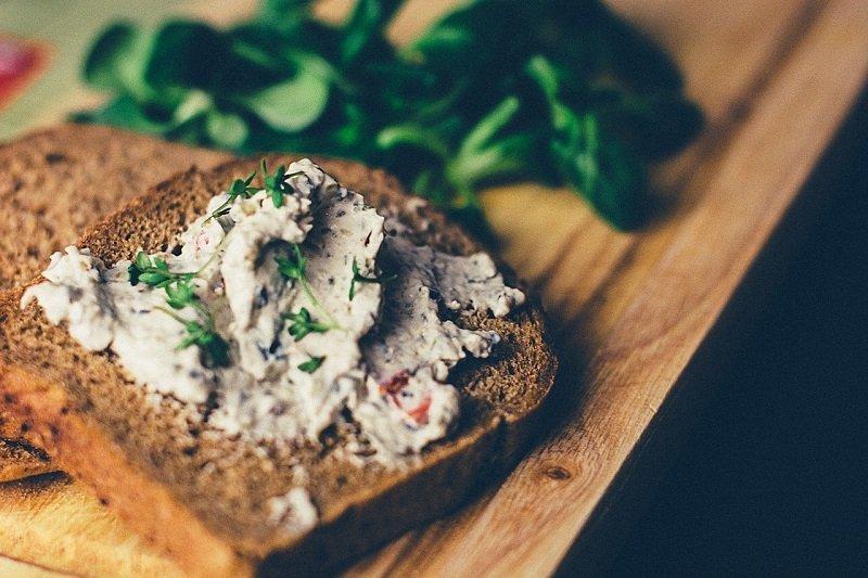 на бутерброд