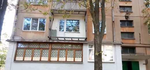 утеплительная отделка балкона