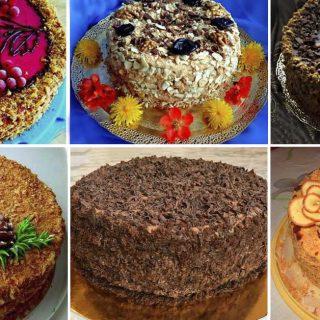 шесть рецептов торта Наполеон