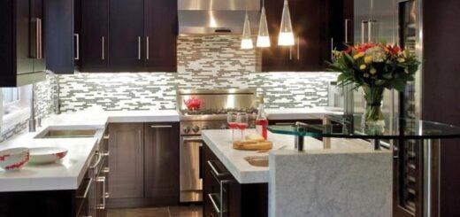 дизайны кухни