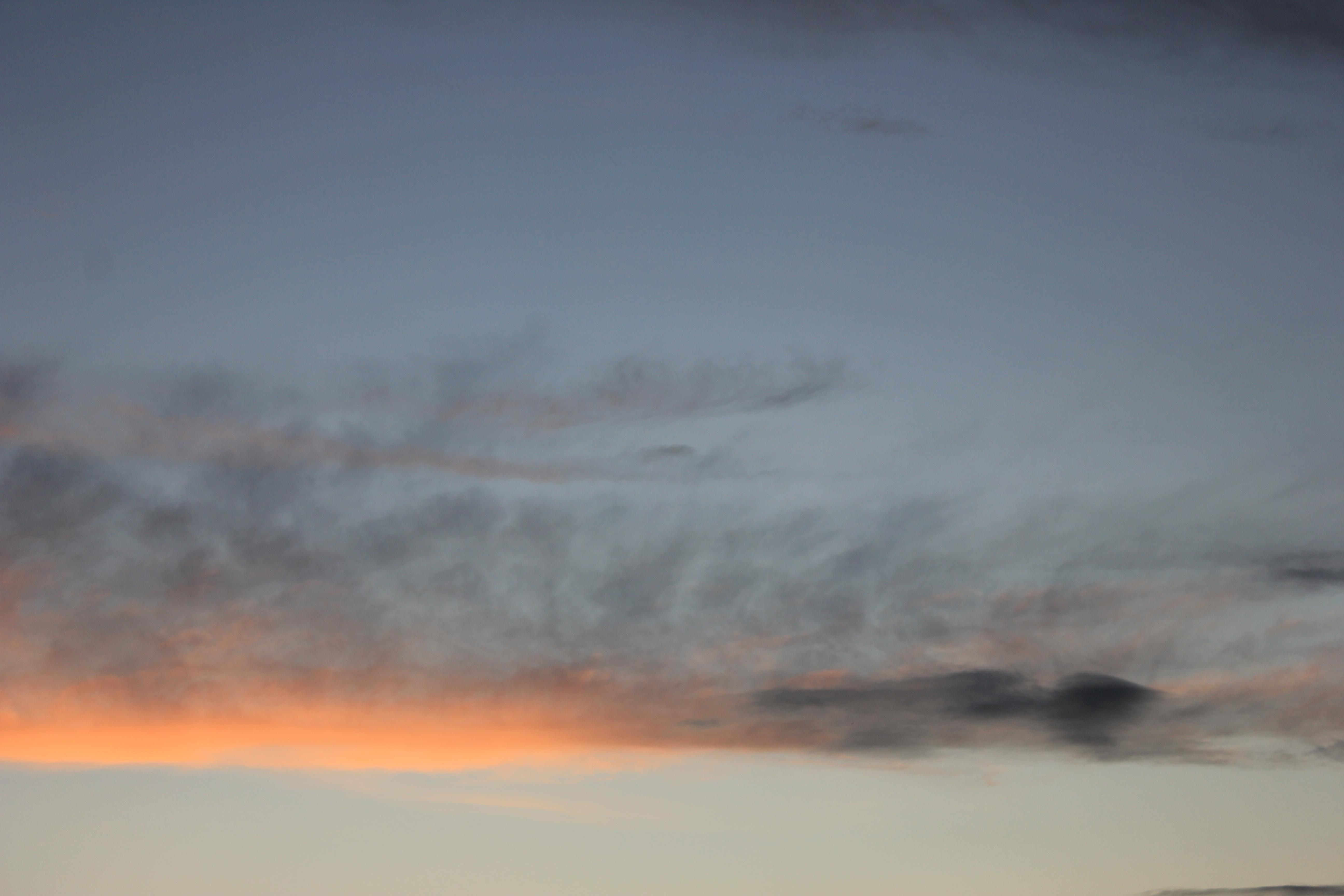 вечернее небо (10)