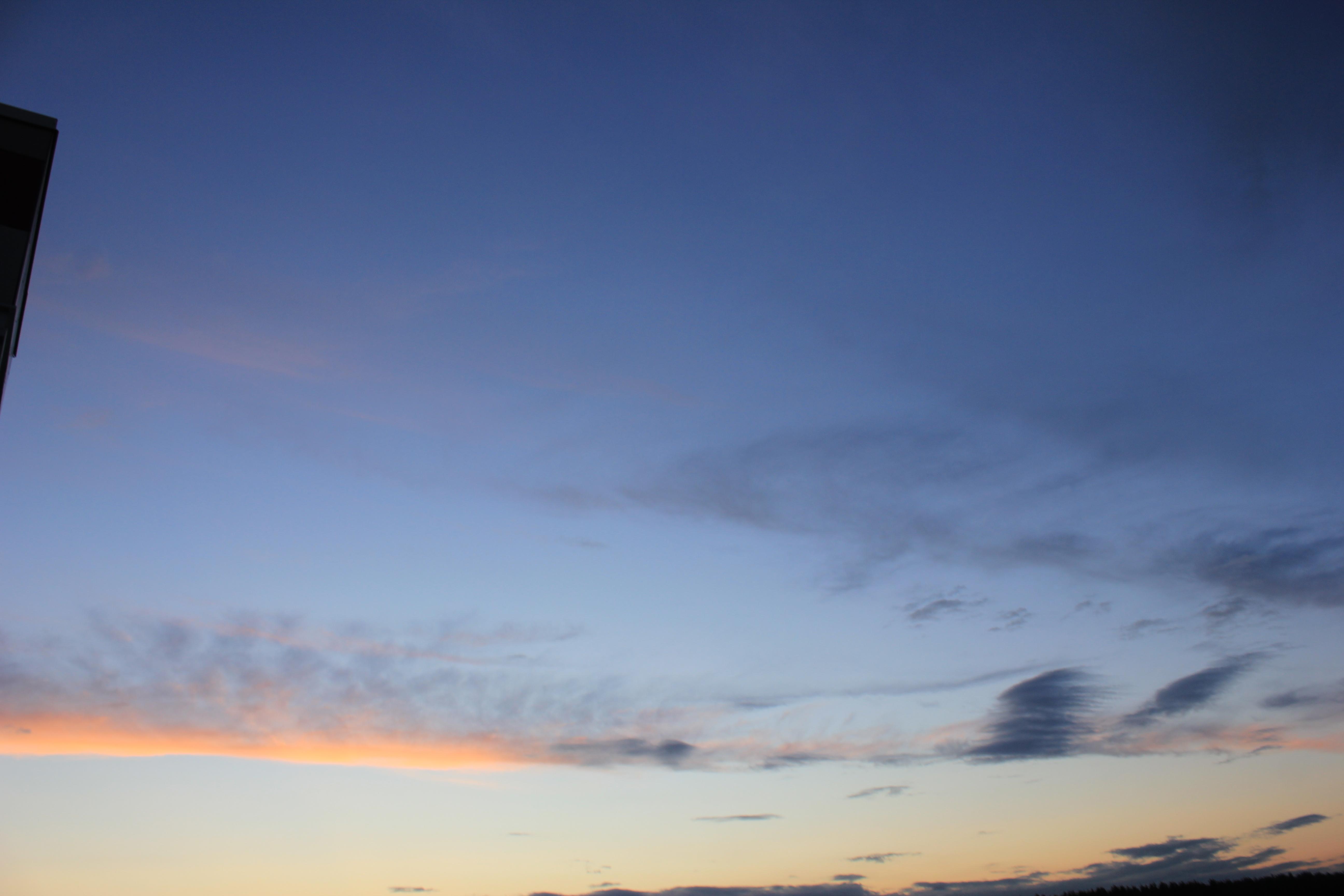 вечернее небо (12)