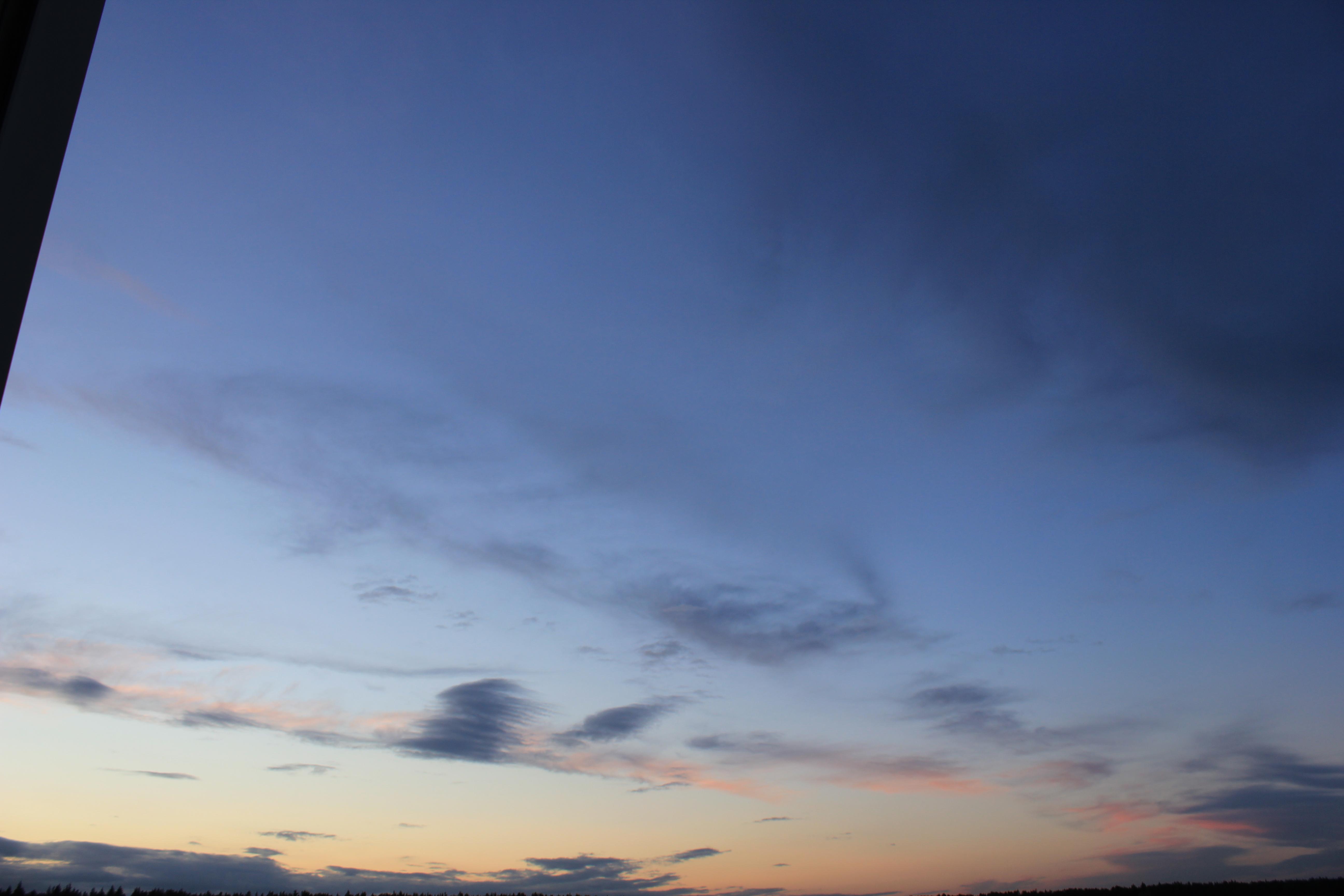 вечернее небо (13)