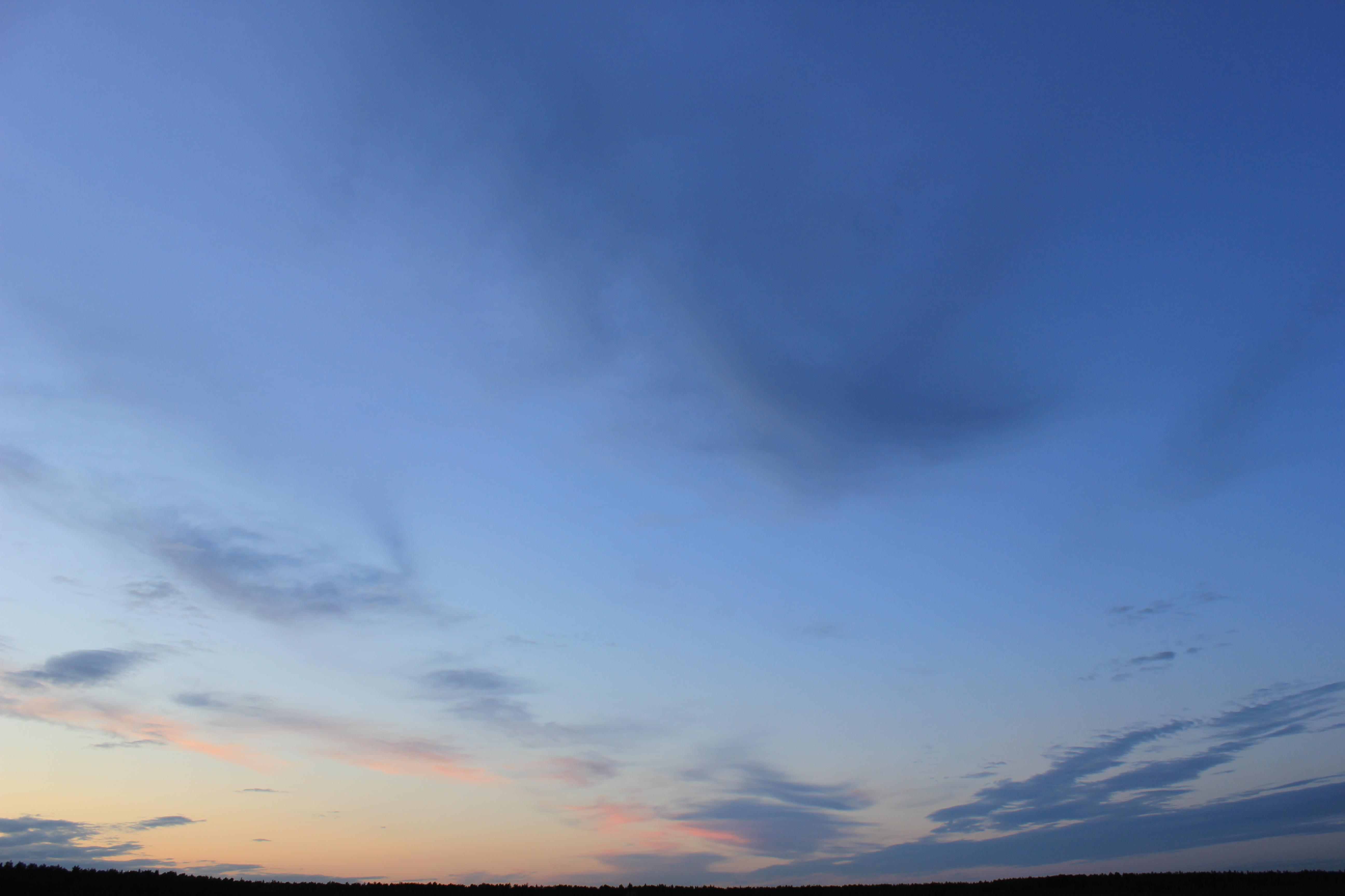 вечернее небо (14)