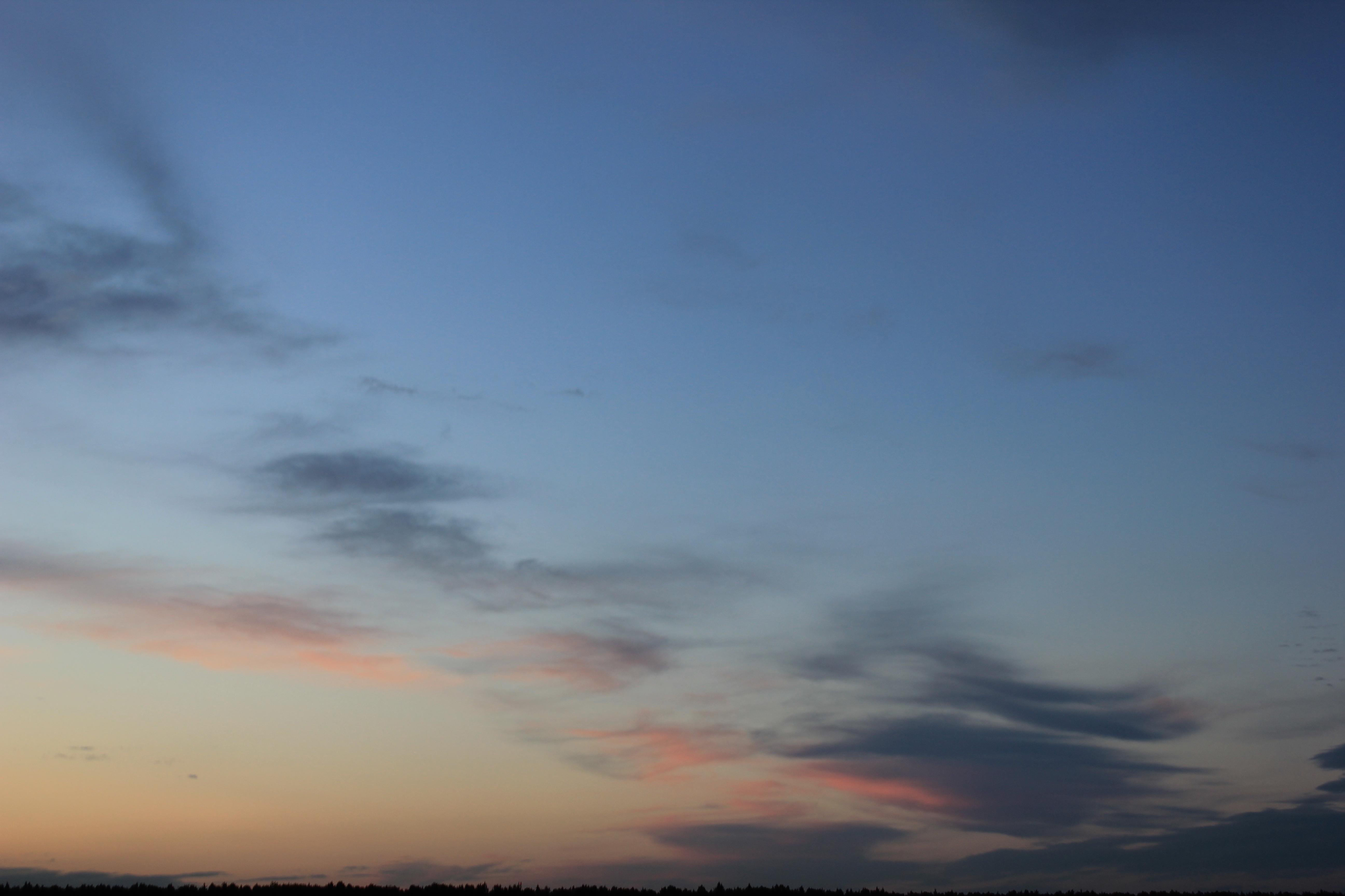 вечернее небо (18)