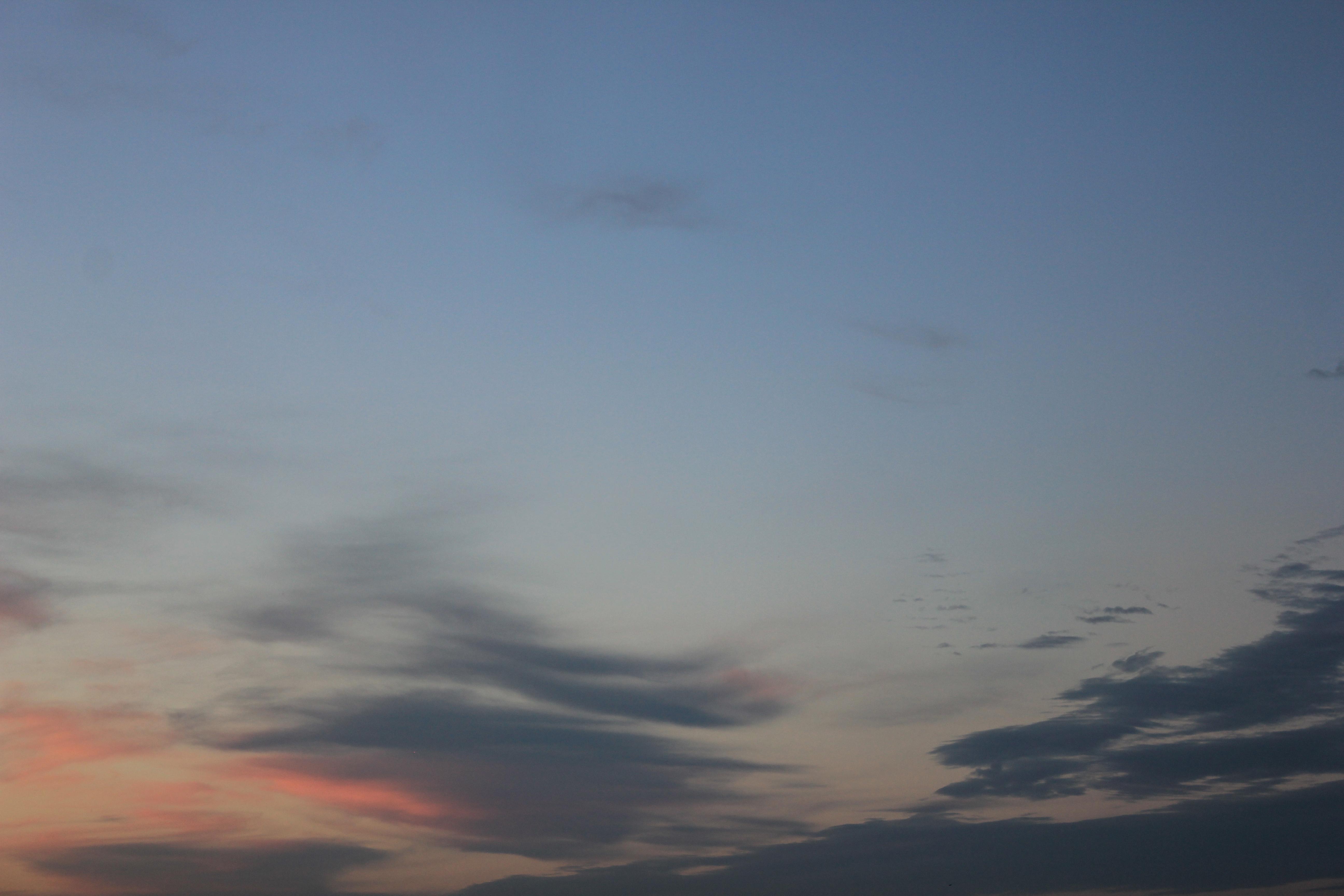 вечернее небо (19)