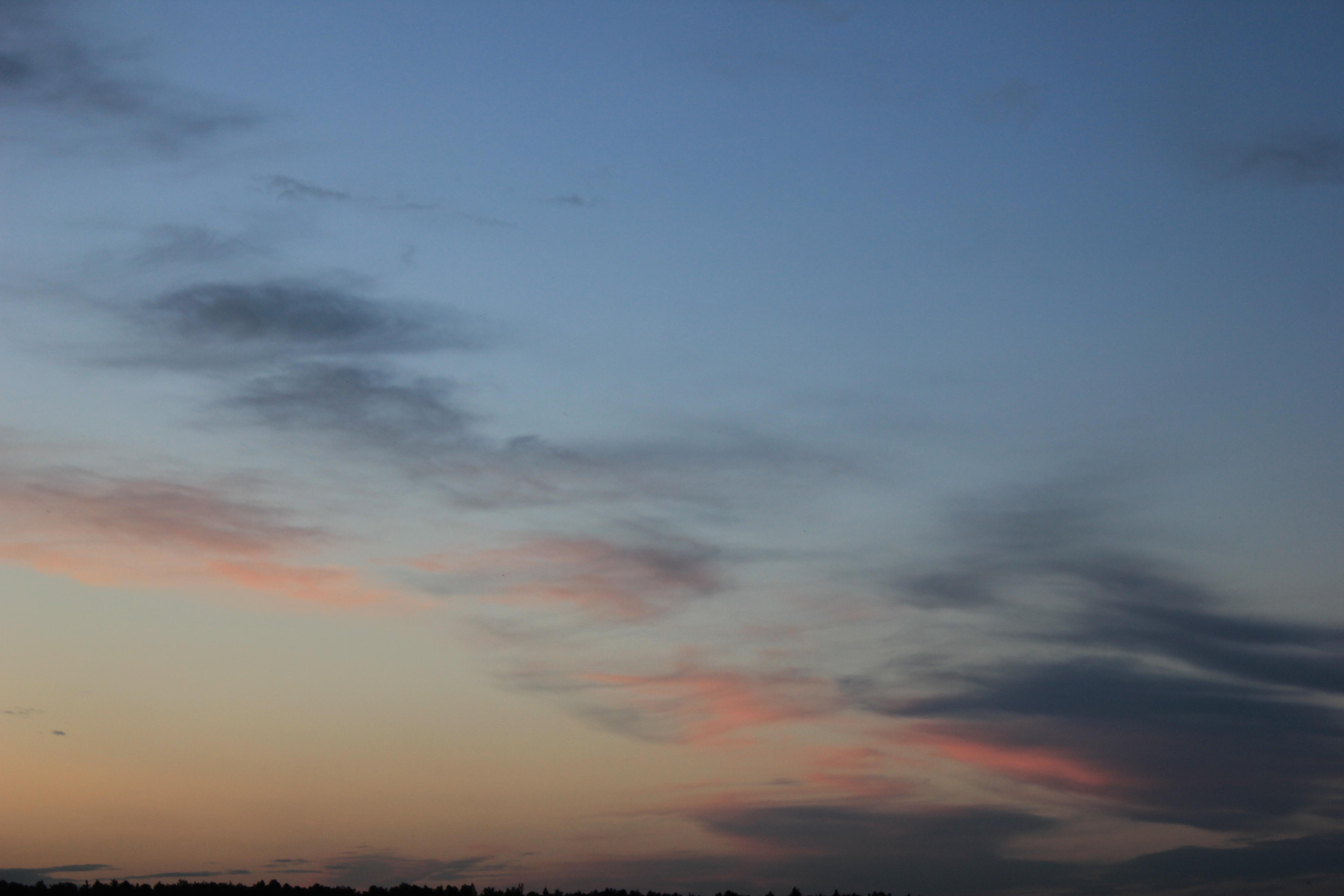 вечернее небо (20)