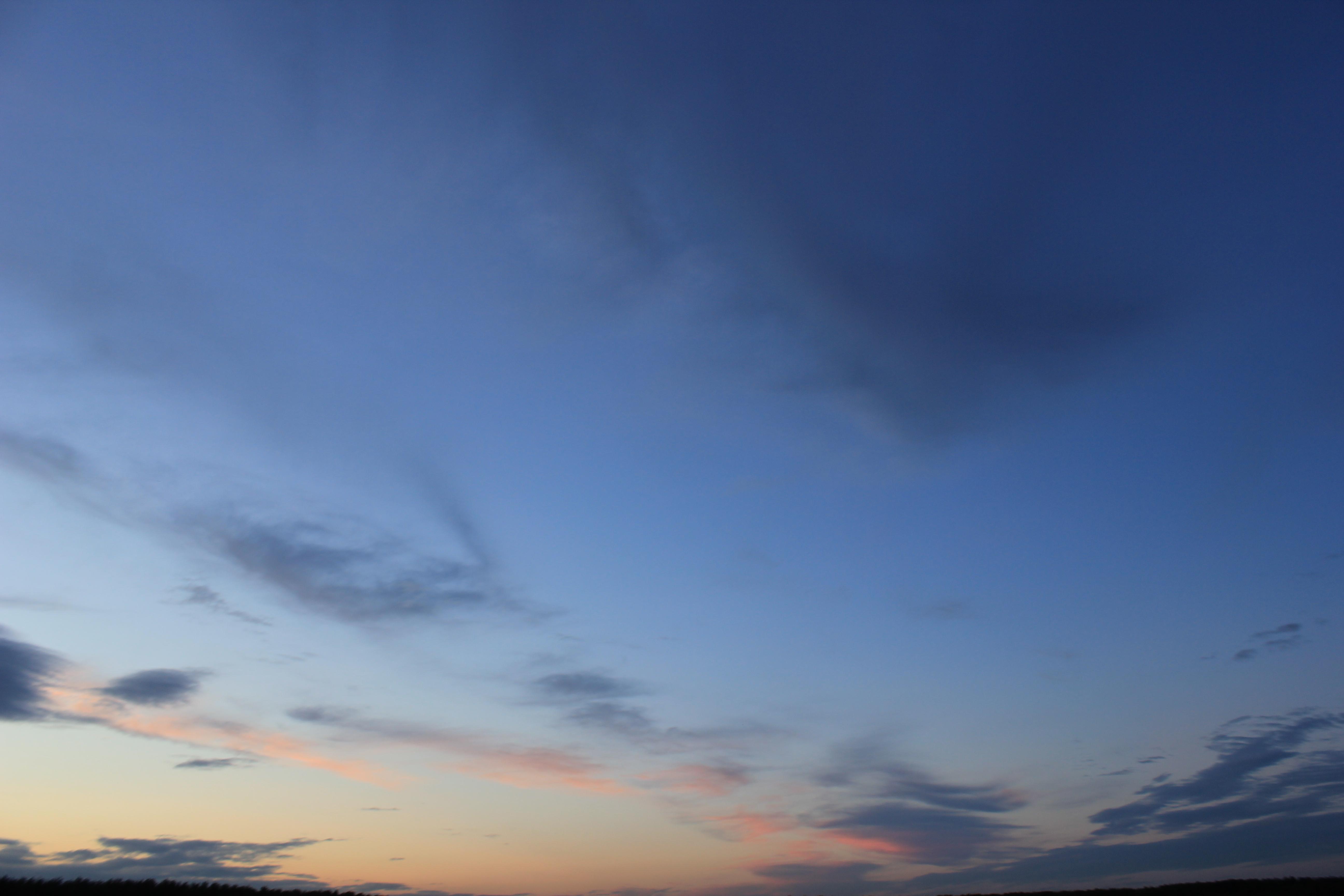 вечернее небо (28)