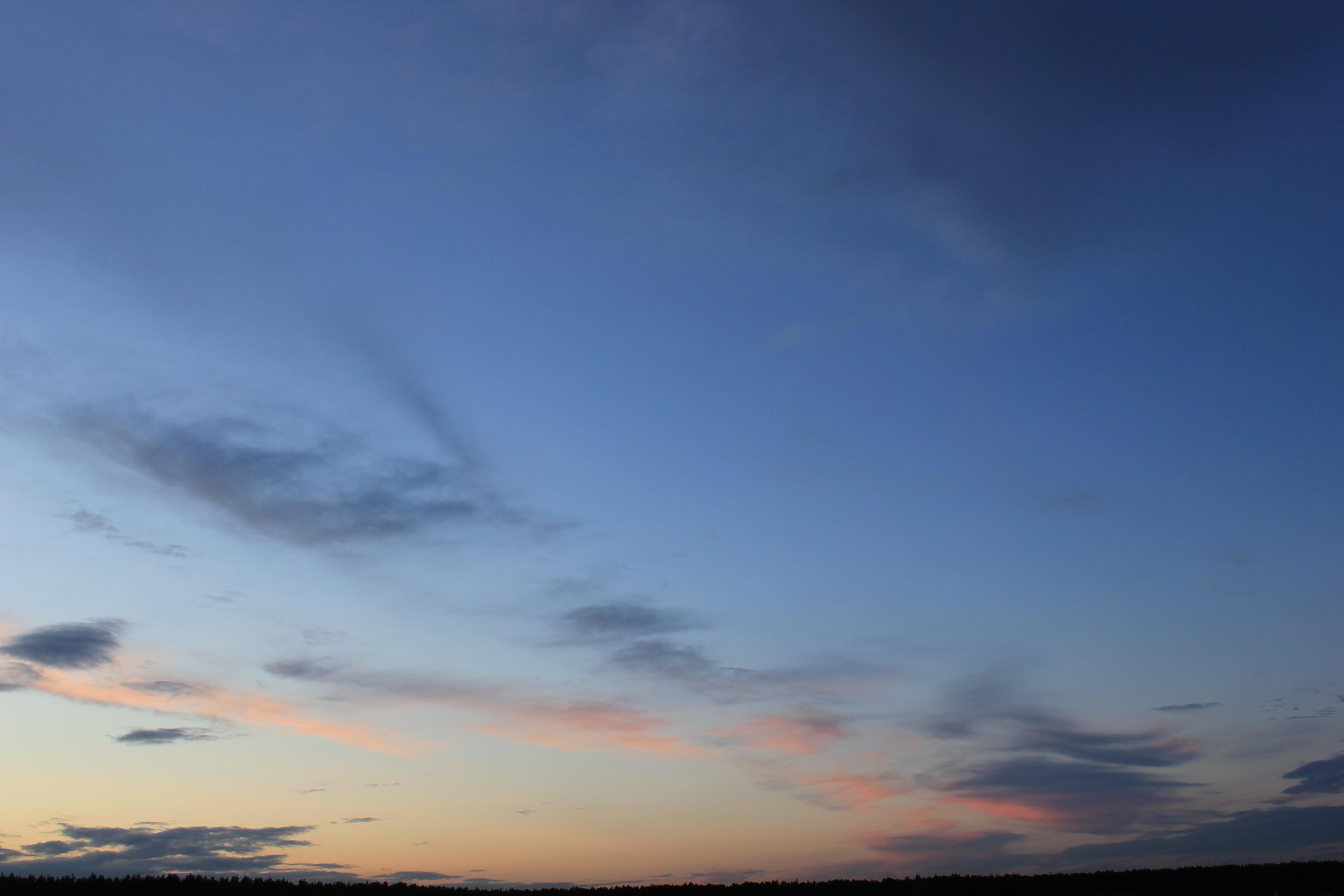вечернее небо (33)