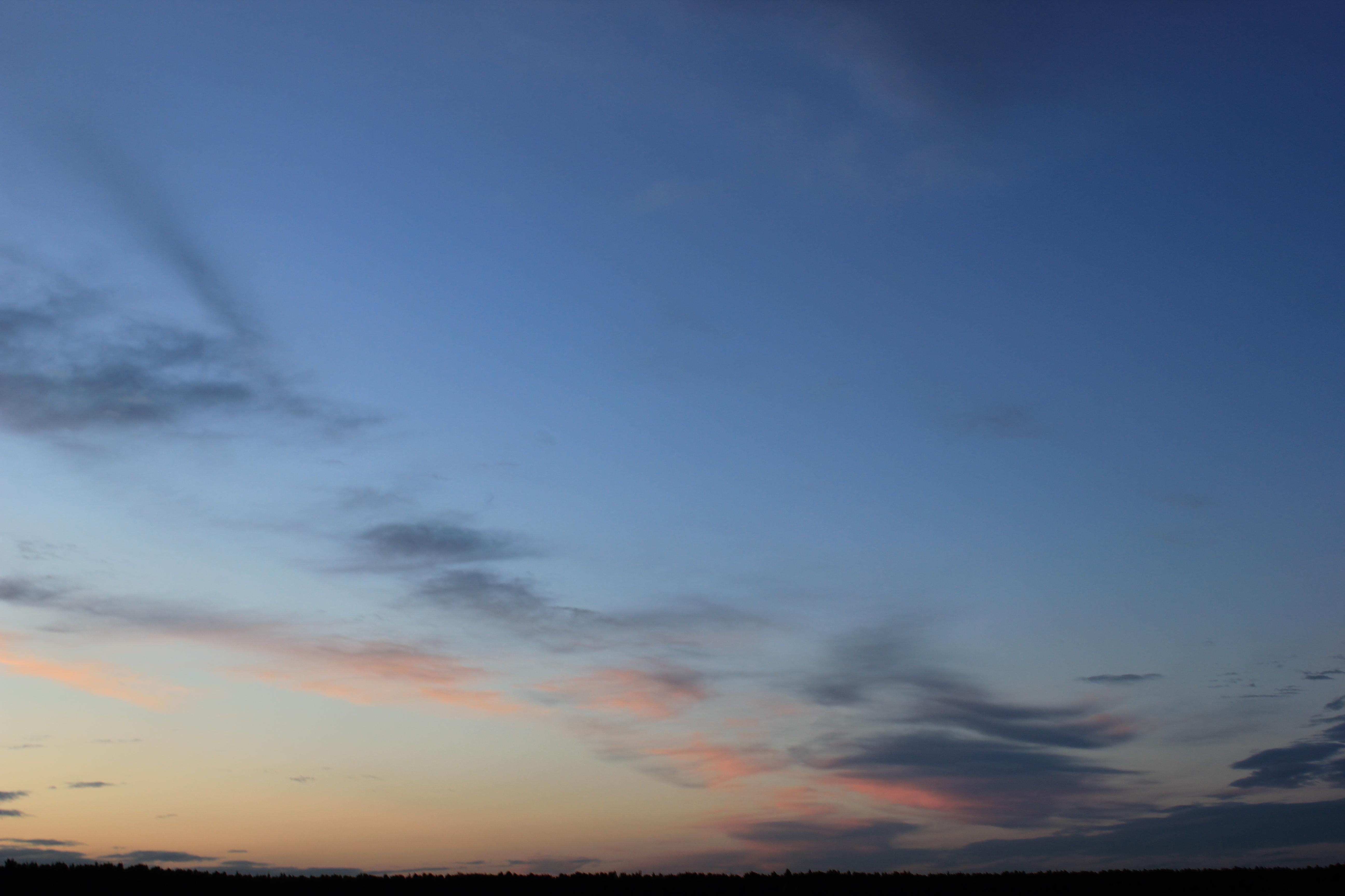 вечернее небо (34)