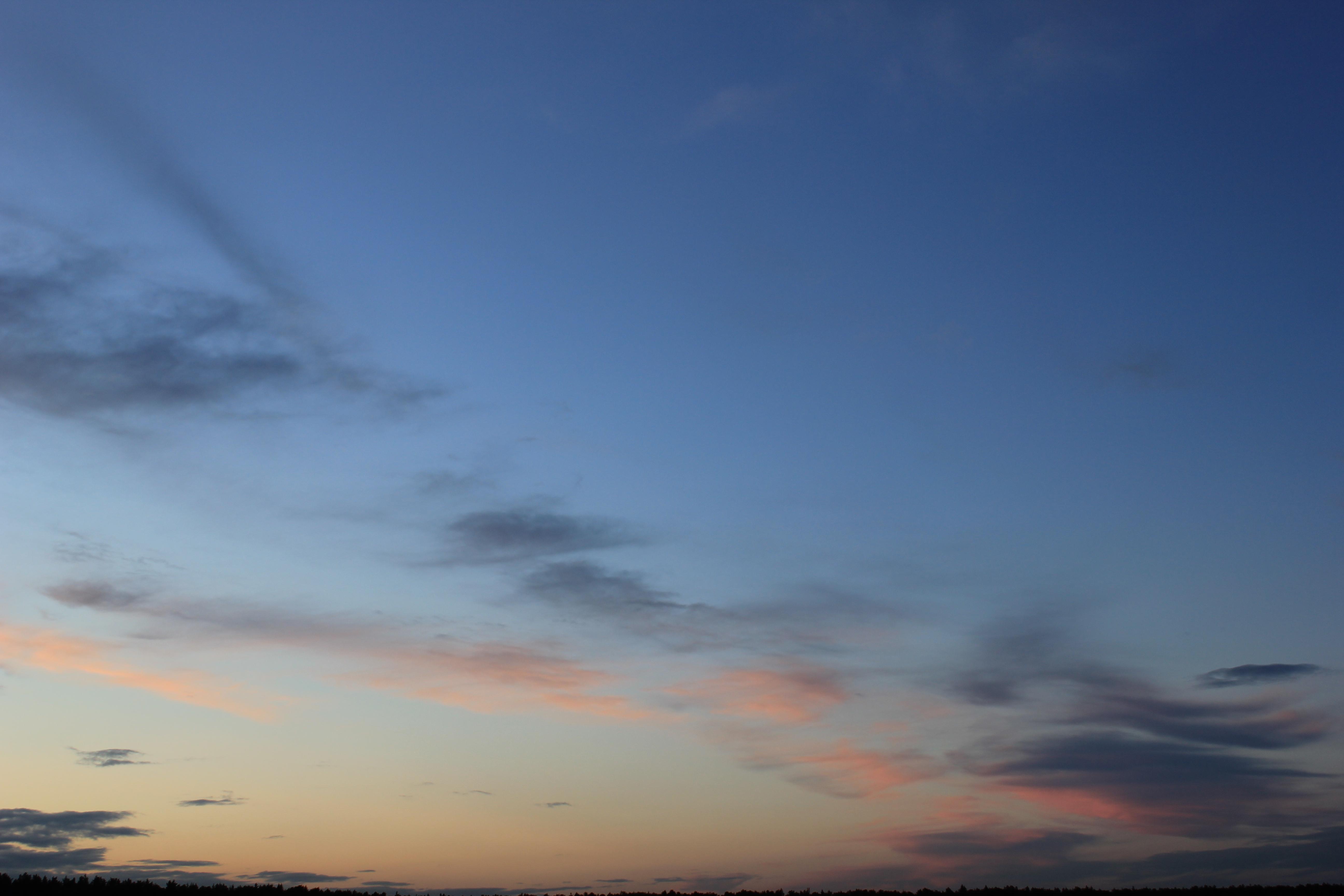 вечернее небо (36)