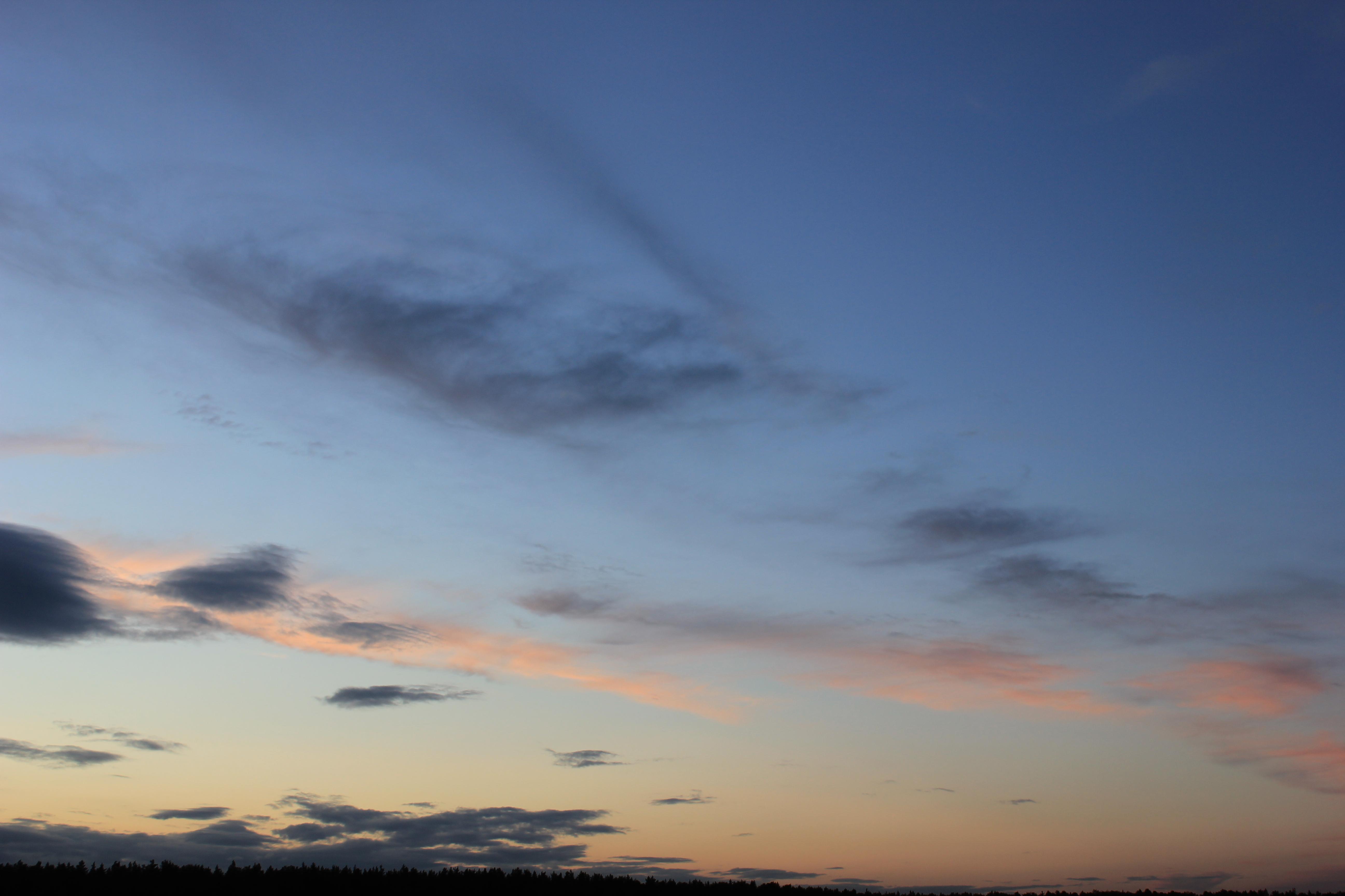 вечернее небо (37)