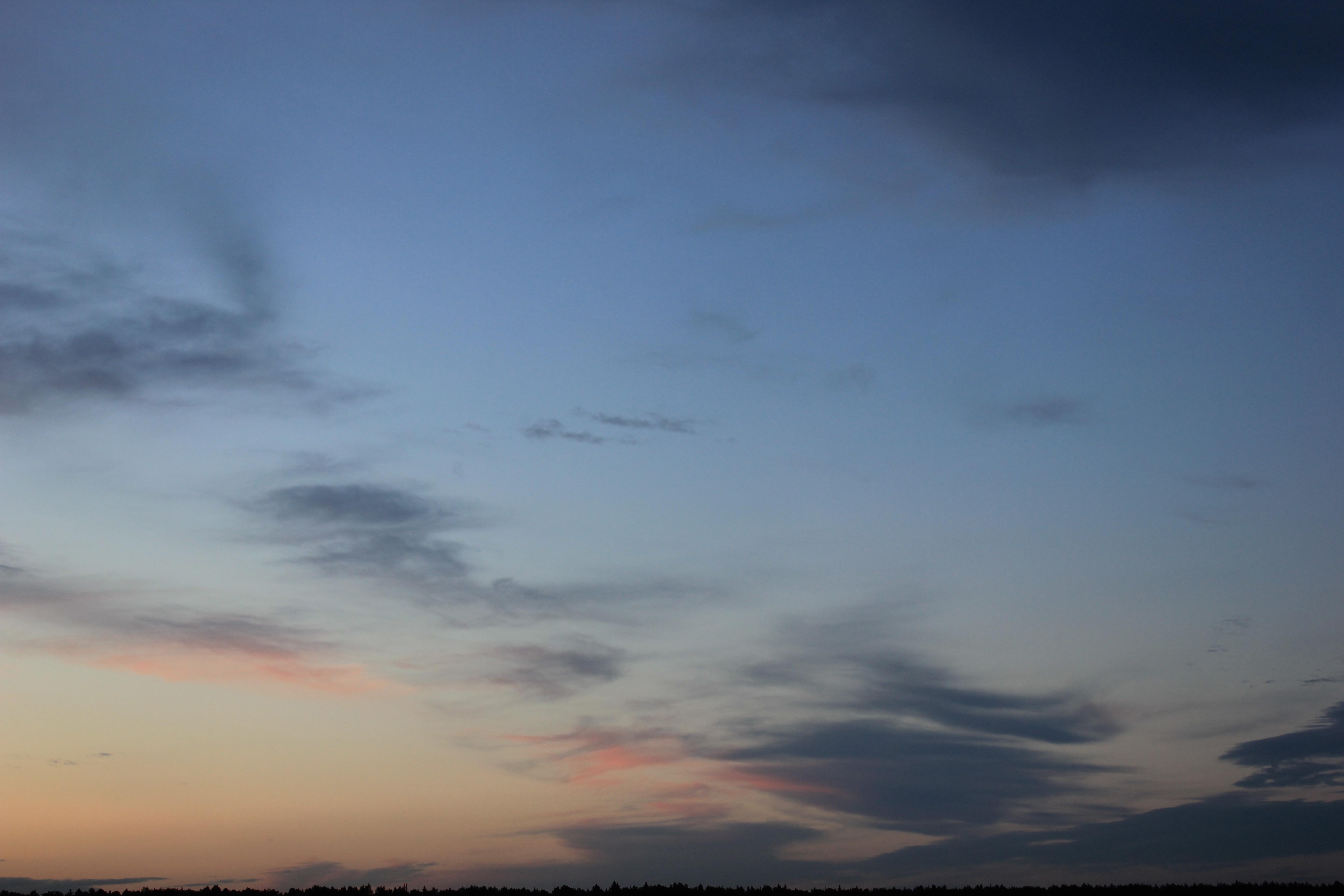 вечернее небо (4)