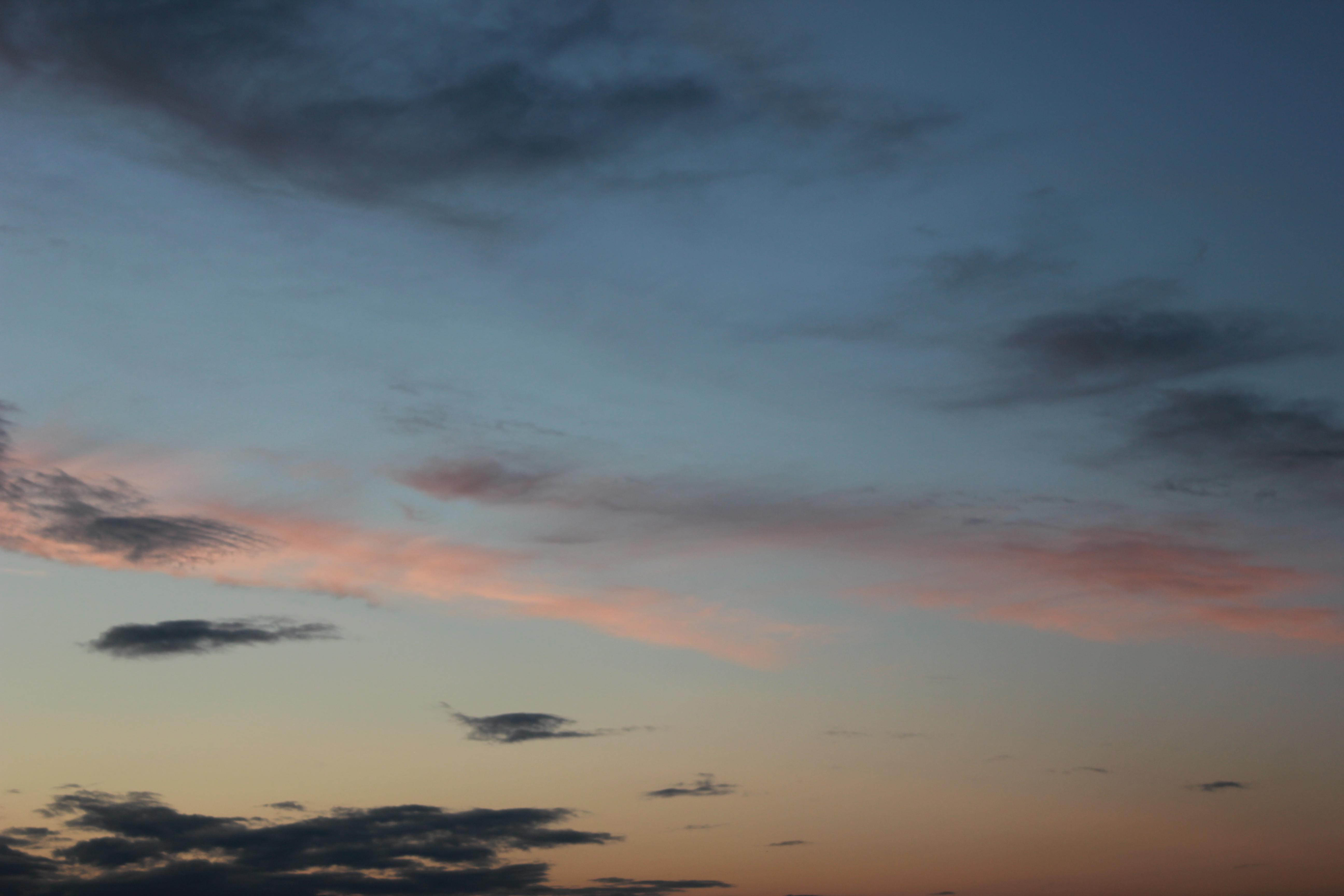 вечернее небо (42)