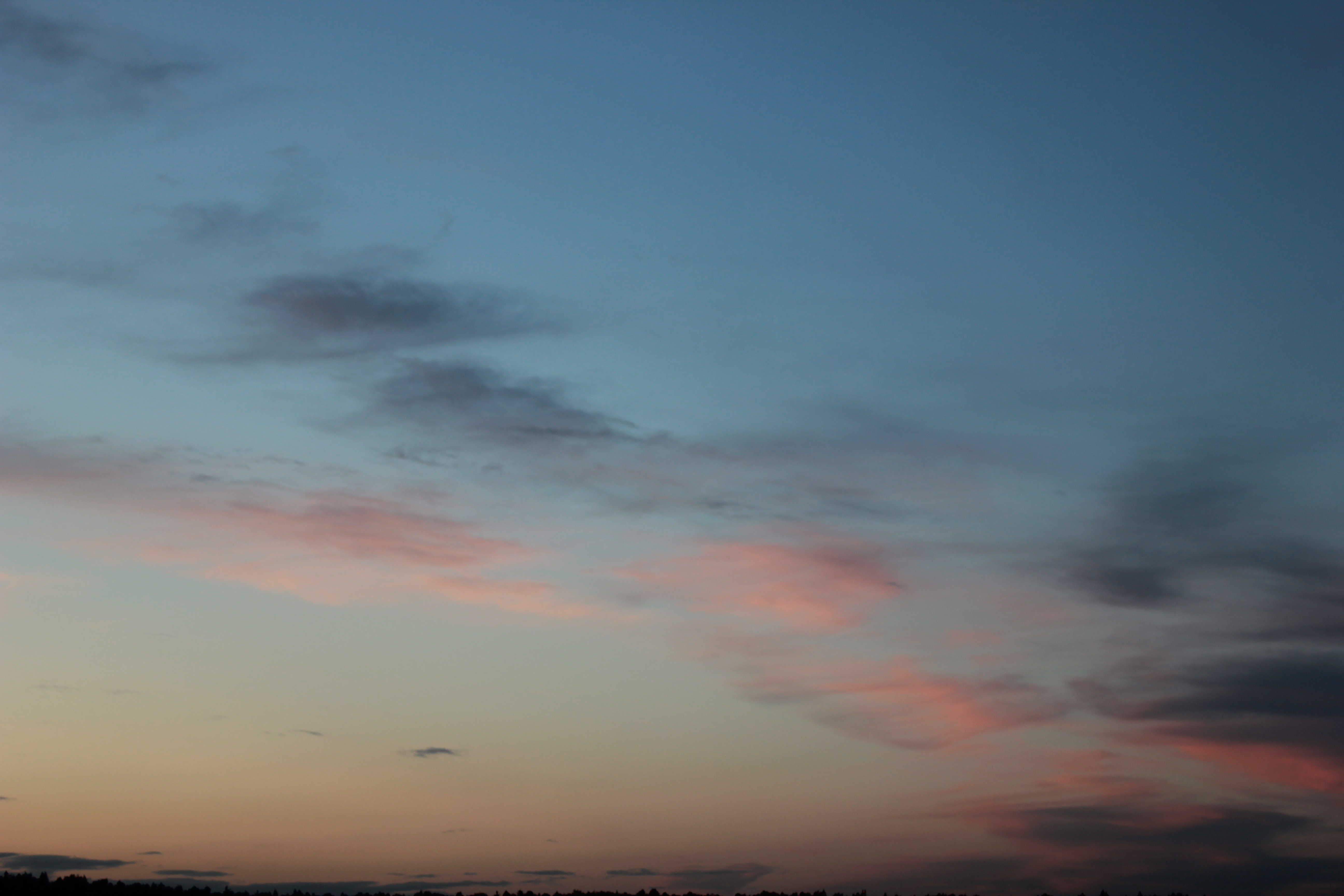 вечернее небо (43)
