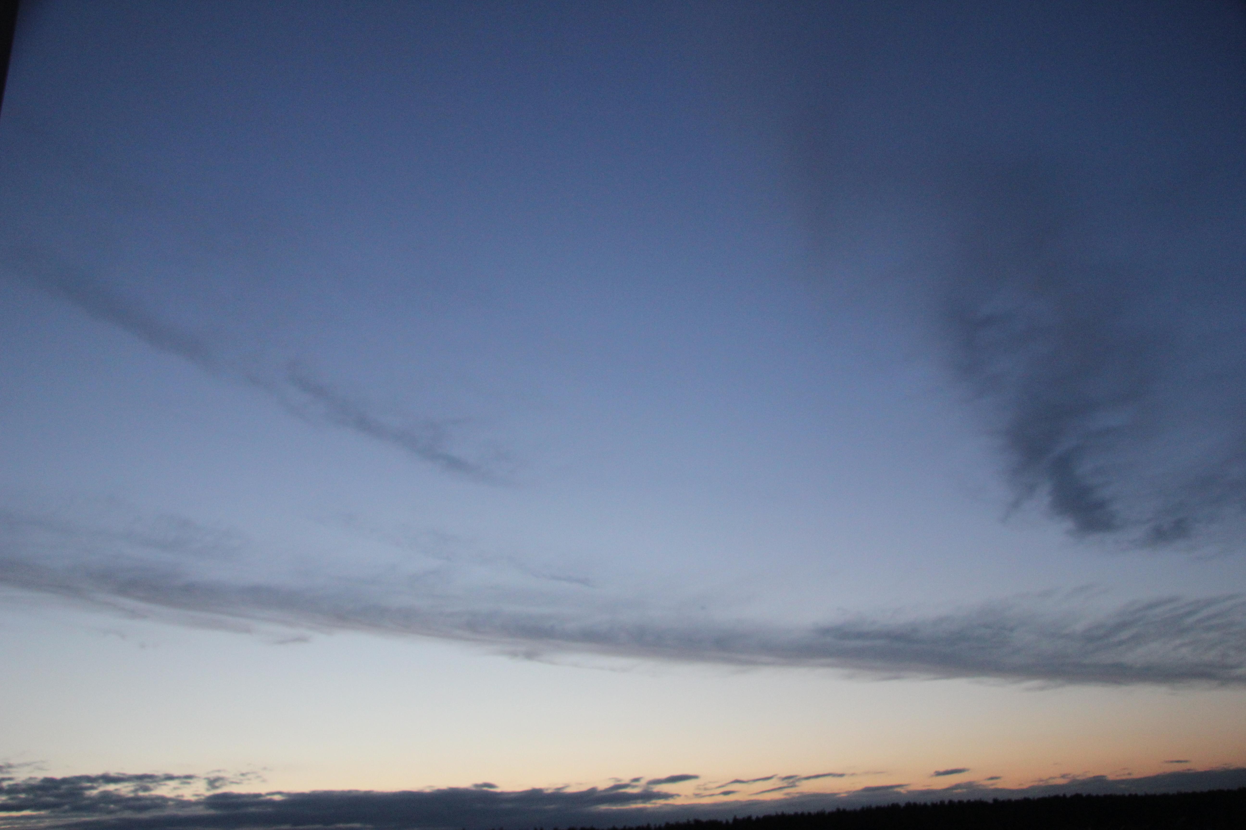 вечернее небо (48)